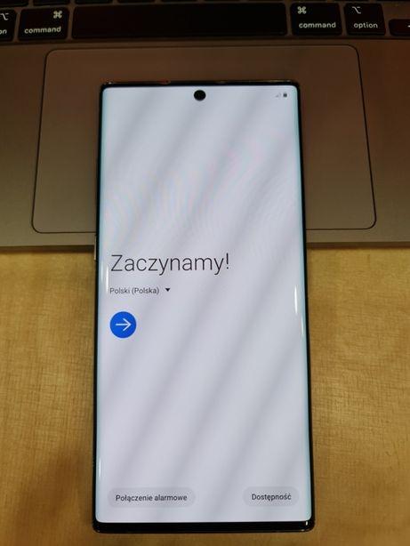 Samsung Galaxy Note 10+ Aurora Glow 256GB (SM-N975F) - stan idealny