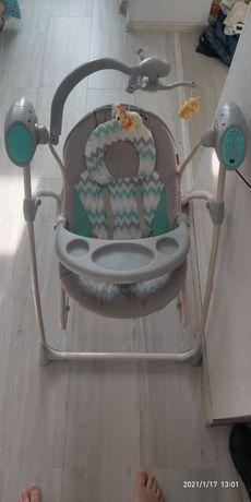 Кресло-качалка CARRELLO Nanny три в одном