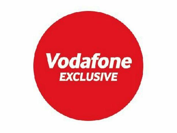 Красивый блатной эксклюзивный простой крутой номер MTS МТС Vodafone
