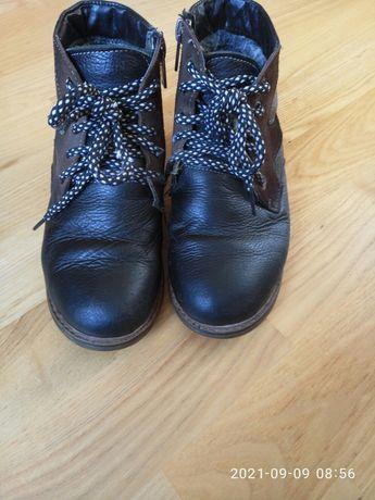 Повністю шкіряні черевички