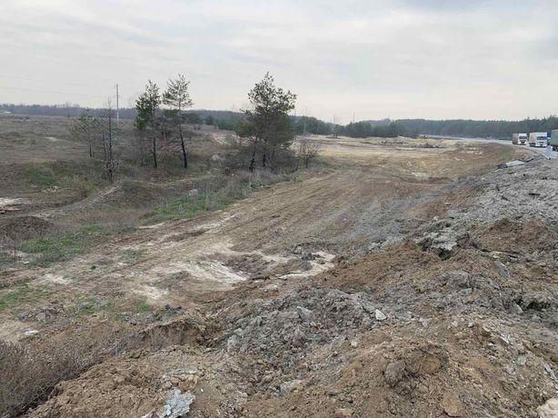 Продам два земельных участка под коммерцию на трассе Н31