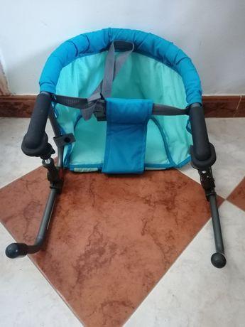 Cadeira de refeição suspensa