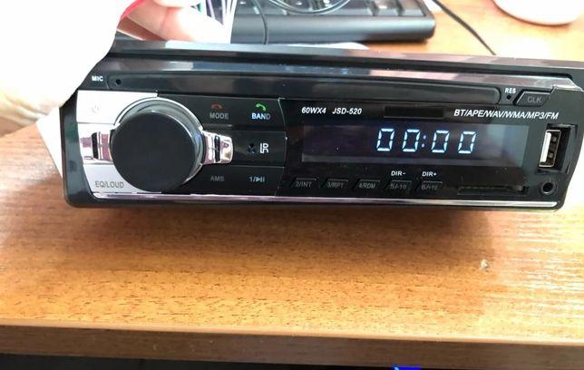 Auto rádio Bluetooth (nunca usado)