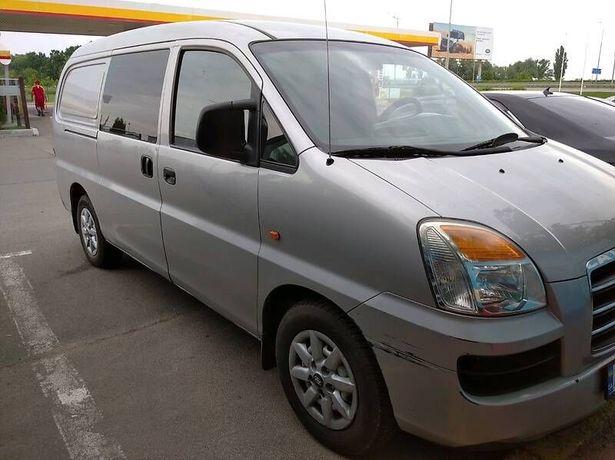 Продам грузовой специализированный микроавтобус ХЮНДАЙ