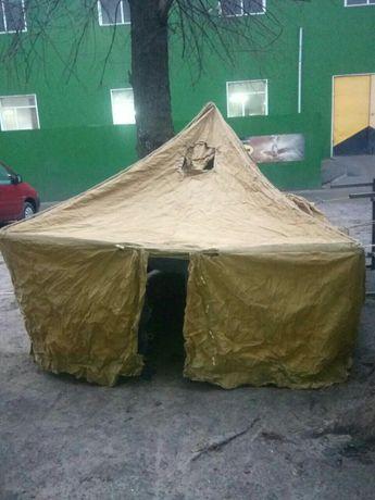 Палатка армейская, зимняя для охоты/рыбалки на 4-6 мест