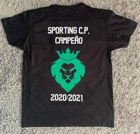 Camisola Sporting Campeão 20/21