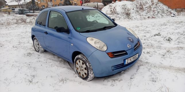 Nissan Micra 2004r
