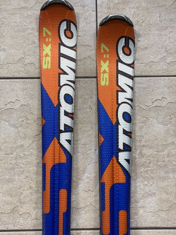 Narty Atomic SX7 170cm + Atomic Centro 310