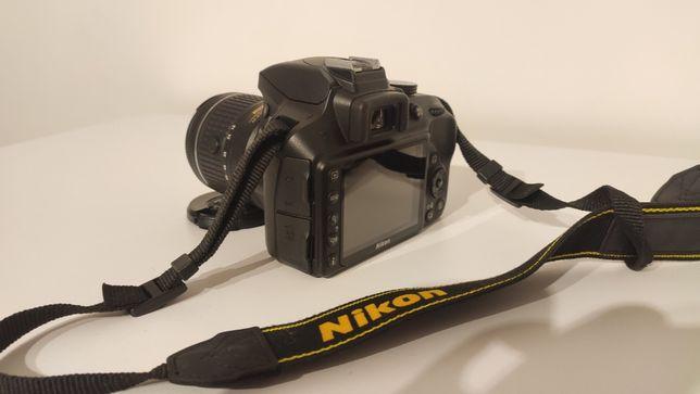 Продам новий фотоапарат Nikon D3300