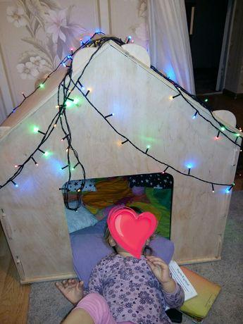 Бесплатная доставка!Домик,дом для детей, детский домик!Игровой домик!