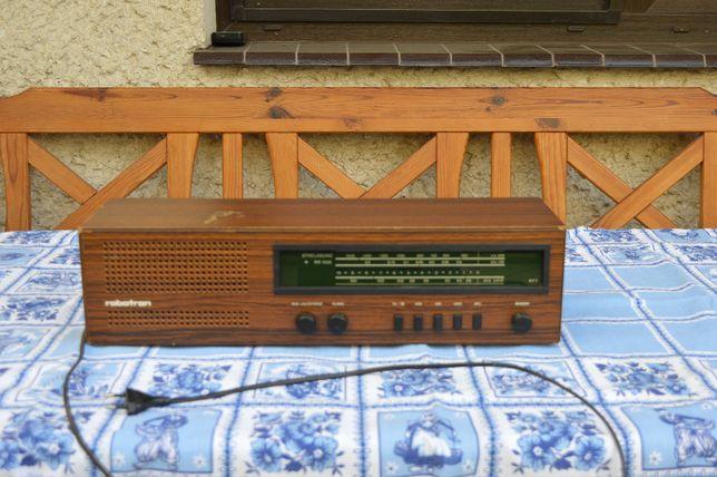 Sprawne Zabytkowe Radio Robotron
