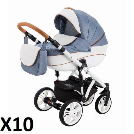 ADAMEX ENCORE - wózek wielofunkcyjny 3w1 BĘDZIN