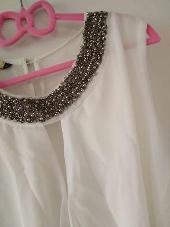 Sukienka mgiełka M