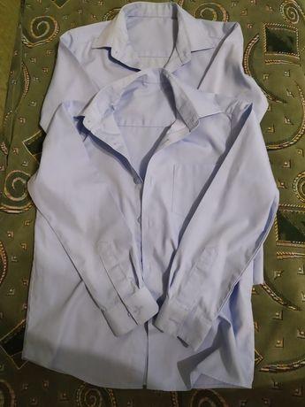 Шкільна рубашка для хлопчика 6-7 років 2 шт George