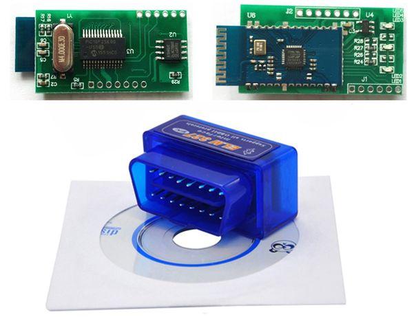 Универсальный автосканер ELM327 OBD2 V1.5 Bluetooth - Чип PIC18F25K80