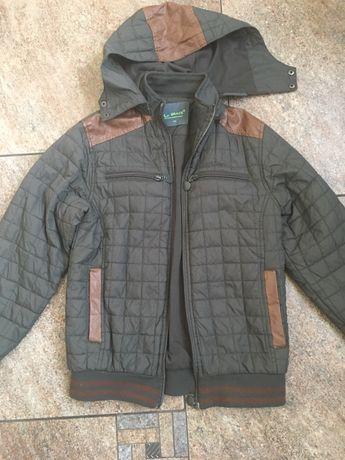 Демисезонная куртка Grace (Венгрия) на мальчика 10-12 лет