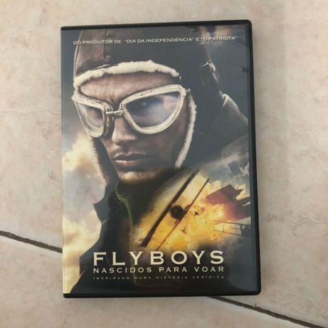 Flyboys, Nascidos para Voar