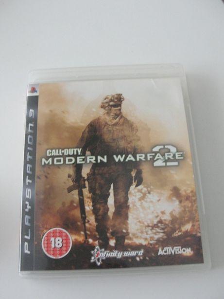 Jogo PS3 Call of Duty: Modern Warfare 2 - Como novo