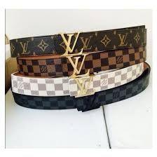 Cintos Louis Vuitton!!
