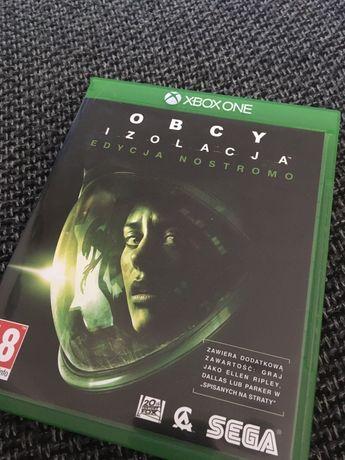 Obcy Izolacja PL Xbox one