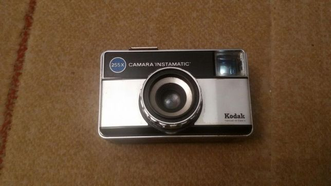 Kodak Instamatic - Máquina fotográfica analógica