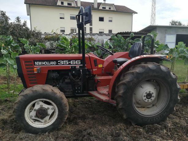 Trator Usado - New Holland 35-66 DT