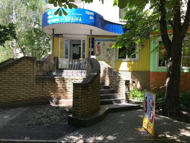 Аренда магазина г. Желтые Воды (Возможная продажа)