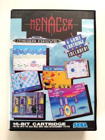 SEGA Mega Drive *** Menacer 6-Game Cartridge