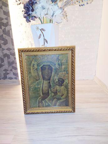 Św. Obraz matki Bożej