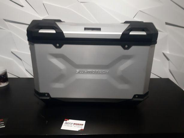 Kufer Sw Motech Trax Adventure ALU-BOX, 37L prawa strona POWYSTAWOWY!