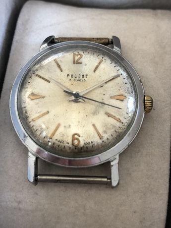 Poljot stary radziecki zegarek męski