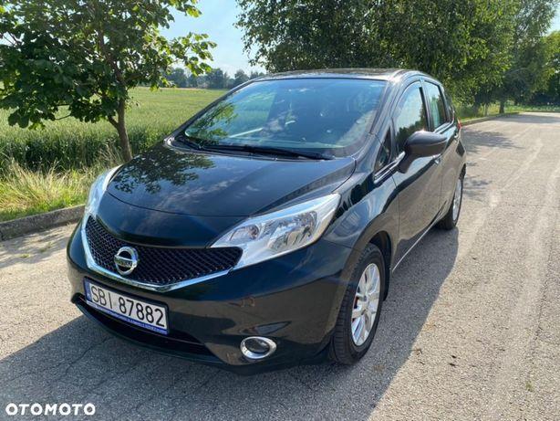 Nissan Note Nissan Note, zadbany, 1.2 benzyna, krajowy