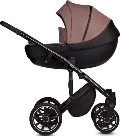 ANEX M/TYPE wózek dziecięcy 2w1 - mocco