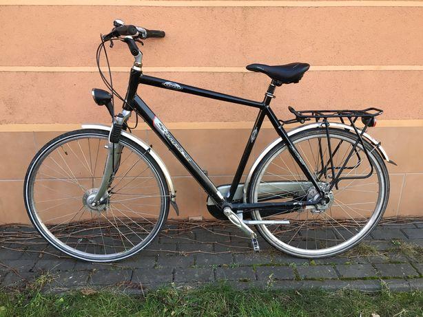 Rower miejsko - trekkingowy Simplex 28'' 7 biegów w piaście,  rama L