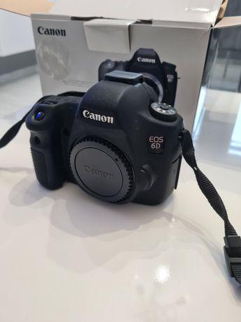 Aparat Canon 6d jak nowy
