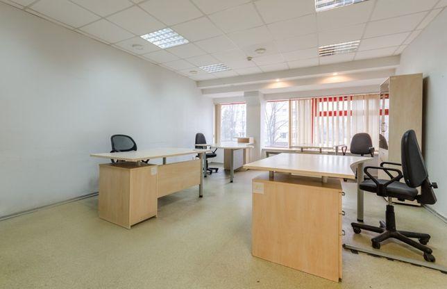 Красивый офис 33м2 ремонт БЦ м. Почайна ор. Фокстрот на Петровке