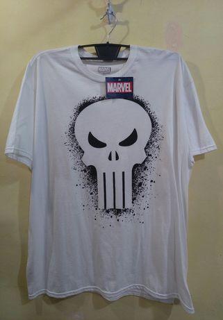 Оригинал новая легкая летняя футболка Marvel
