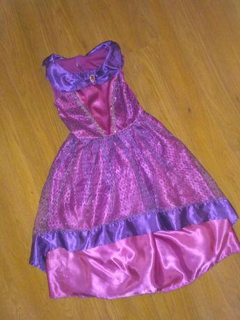 платье принцесса нарядное нарядне плаття
