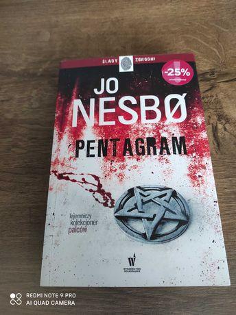 Jo Nesbo Pentagram