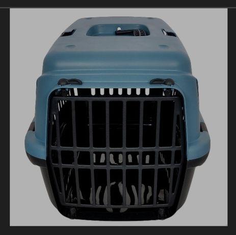Transporter Dla Psa Kota Królika Gryzoni Gipsy ECO Pastik L do 12 kg