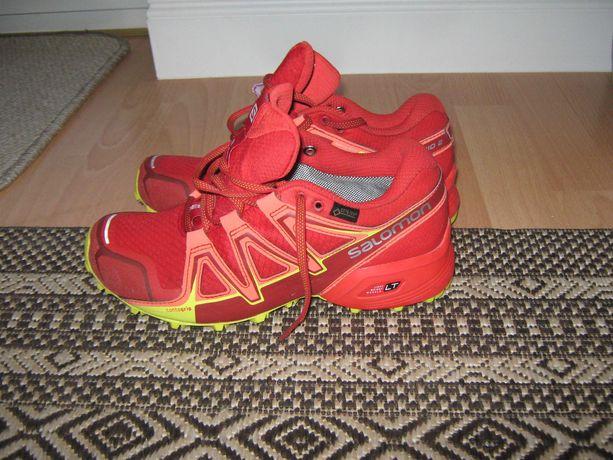 buty biegowe salomon speed cross vario2 gtx 38 jak nowe