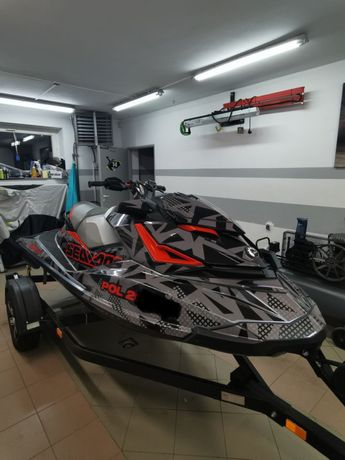 Sea Doo RXP 300 RS 2018r 38MTH