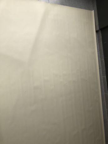 Tela de toldo creme 3,36x2,25mts (com danos)