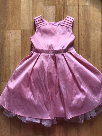 Sukienka wizytowa next 92/98 cm