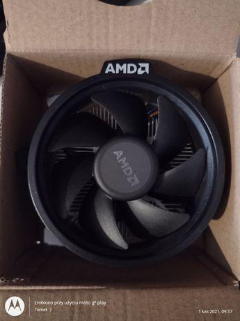Chłodzenie procesora Am 4 Ryzen