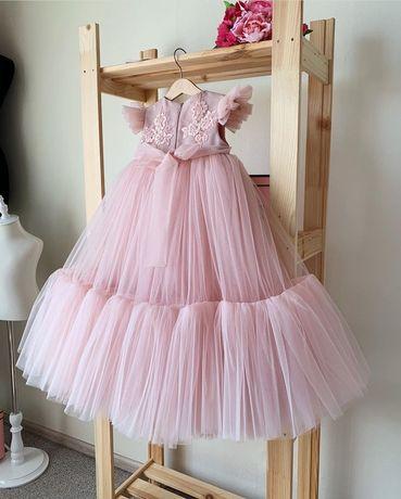 Дитяче нарядне плаття на рочок випускний в садочок,детское платье