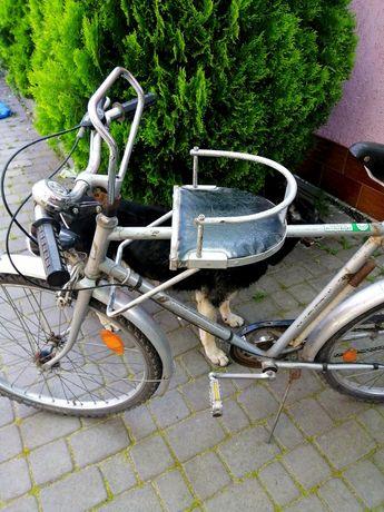 Детская велоседушка