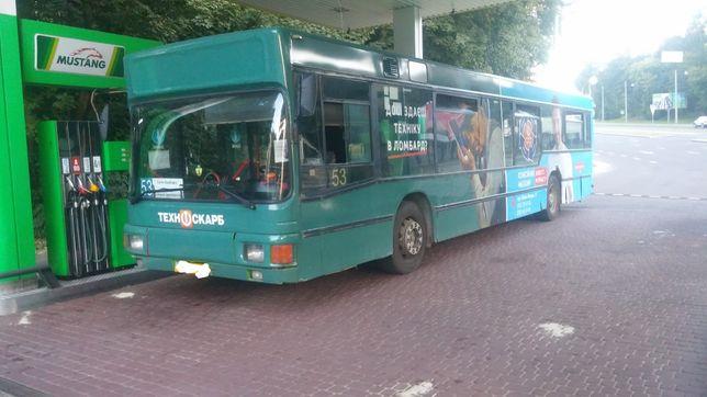 Автобус man nl202