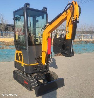 Stroer NW-10  Mini koparka YANMAR NW 10 waga 1100 kg