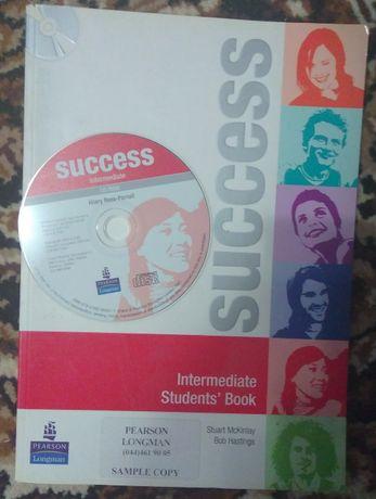 Success Intermediate Students' Book з диском